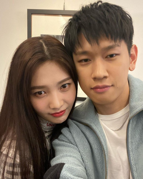 Red Velvet Joy and Crush Reported in a Relationship