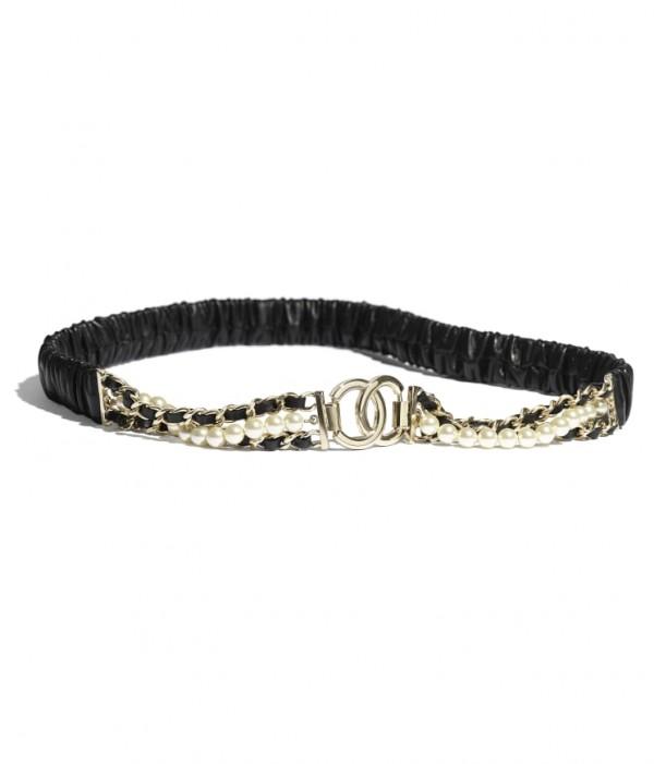 Jennie Chanel Belt