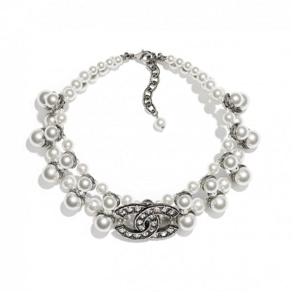 Jennie Chanel Necklace