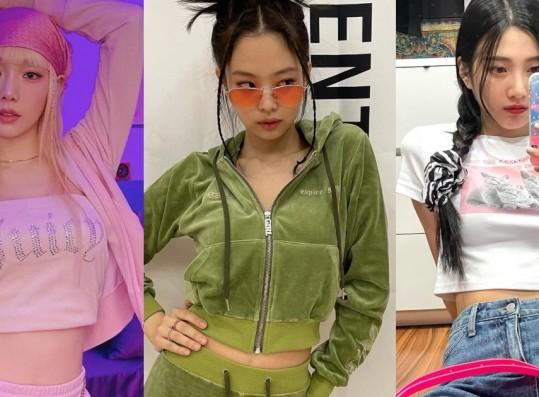 Dispatch Selects the 8 Female Idols Who Rock Y2K Fashion