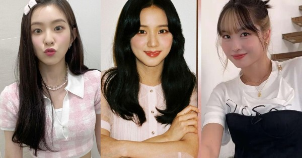 BLACKPINK Jisoo Selected as the Female Idol That is as Sweet as Peaches + See Full List