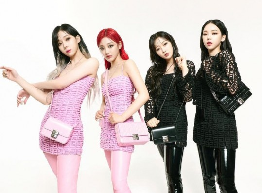 Brand Officials Named aespa as the Current 'Hottest Idols' + Referred to as the 'Advertising Blue Chip' by the K-Media