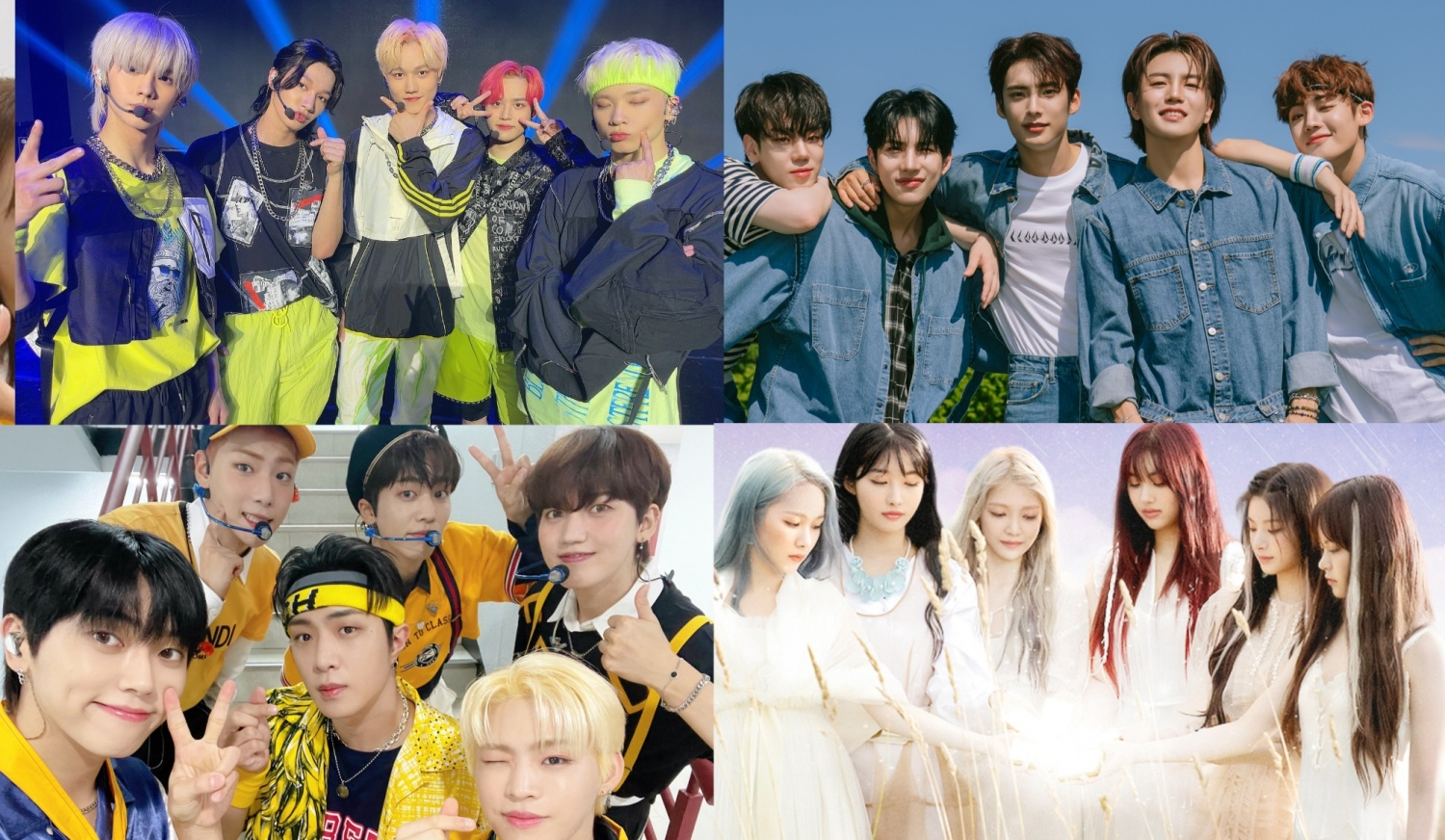 EVERGLOW, ONF, A.C.E. & More: Joy Ruckus Club Celebrates 'New Beginnings' with K-pop SuperFest – See Day 2 Highlights
