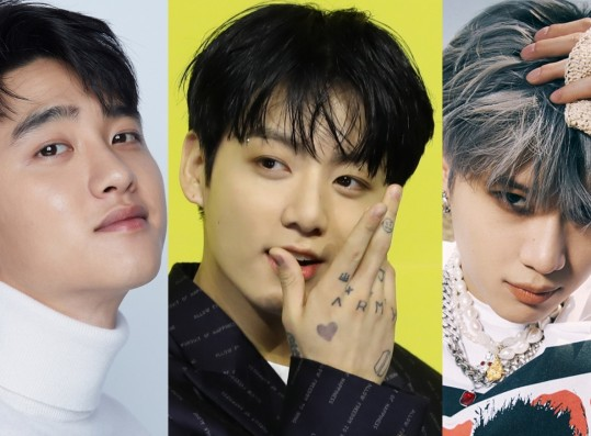 EXO D.O., BTS Jungkook & More: Exciting DC Drops Top 8 'All-Rounder' Male Idols Rankings – Who's No. 1?