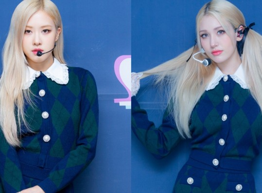 BLACKPINK Rosé and Jeon Somi Rocked the Same Outfit — Who Wore it Better?