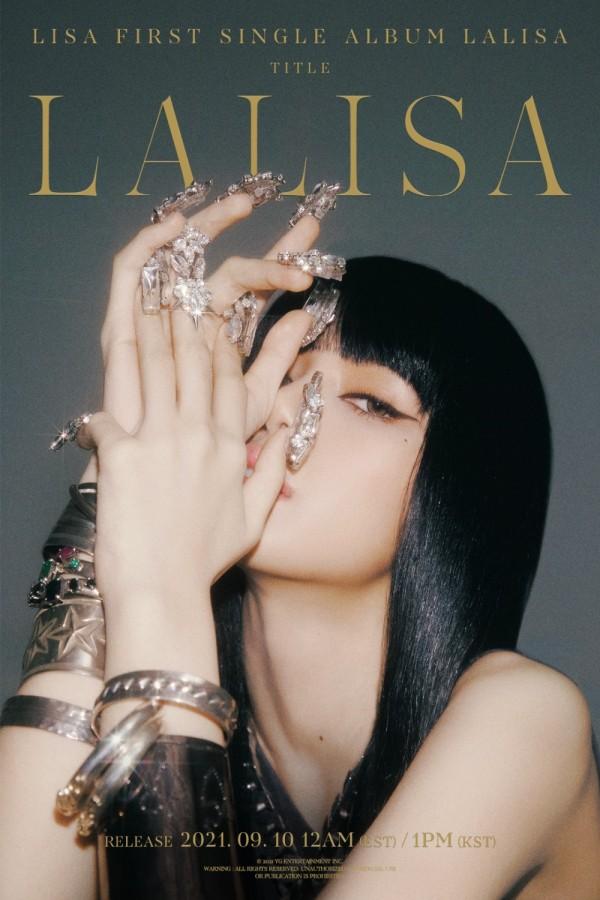 BLACKPINK Lisa LALISA