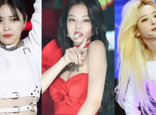 These 9 Female Idols Have Amazing Facial Expressions on Stage