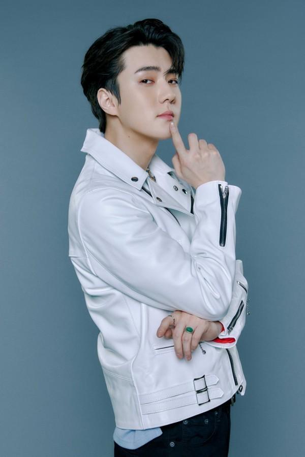 EXO Sehun Don't Fight the Feeling