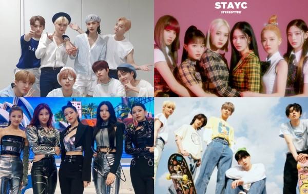 Fourth-Generation Idol Groups Comebacks