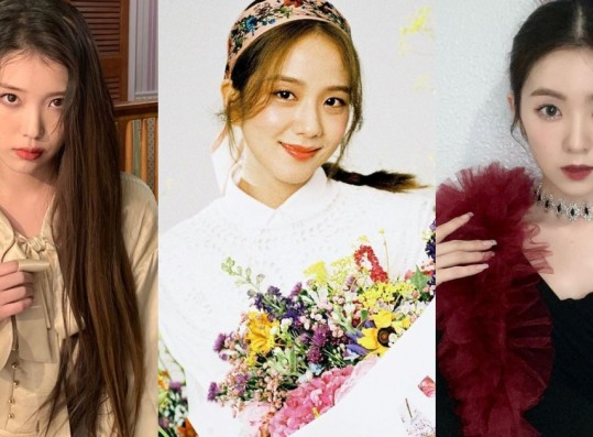 BLACKPINK Jisoo Selected as The Female Idol People Want to Take a Photo With + See Full List