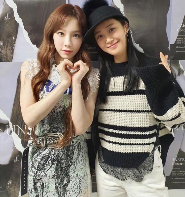 Yuri, Taeyeon