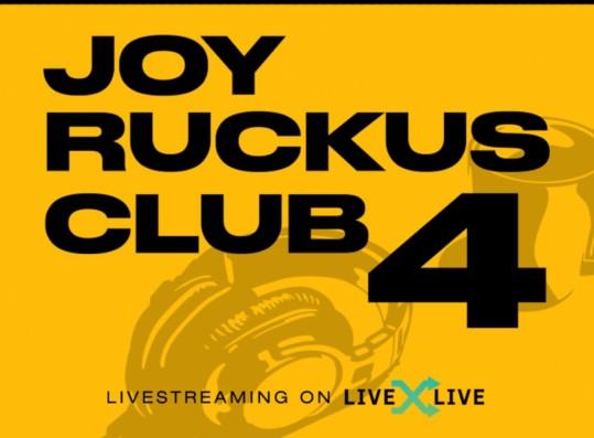 Joy Ruckus Club 4