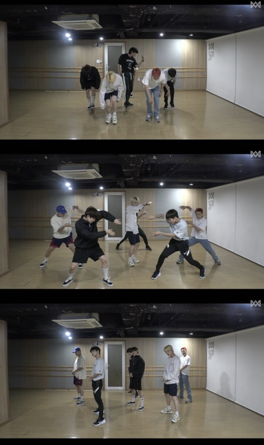 ONF unveils 'Dry Ice' choreography video... powerful performance