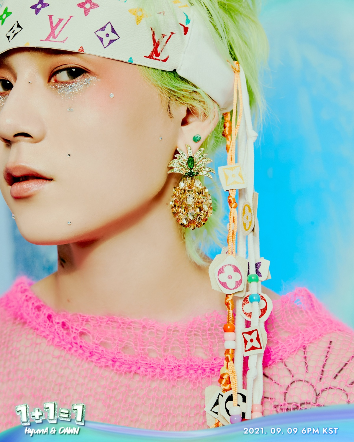 DAWN, kitsch personal teaser… gorgeous styling