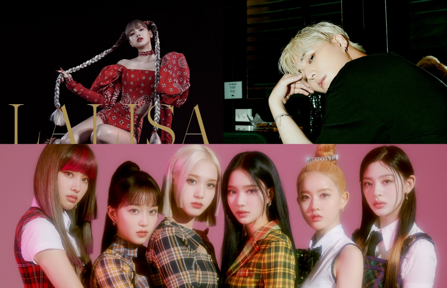 BLACKPINK Lisa, STAYC, DAY6 Young K, & More: Here are the Debuts and Comebacks in Early September You Wouldn't Want to Miss