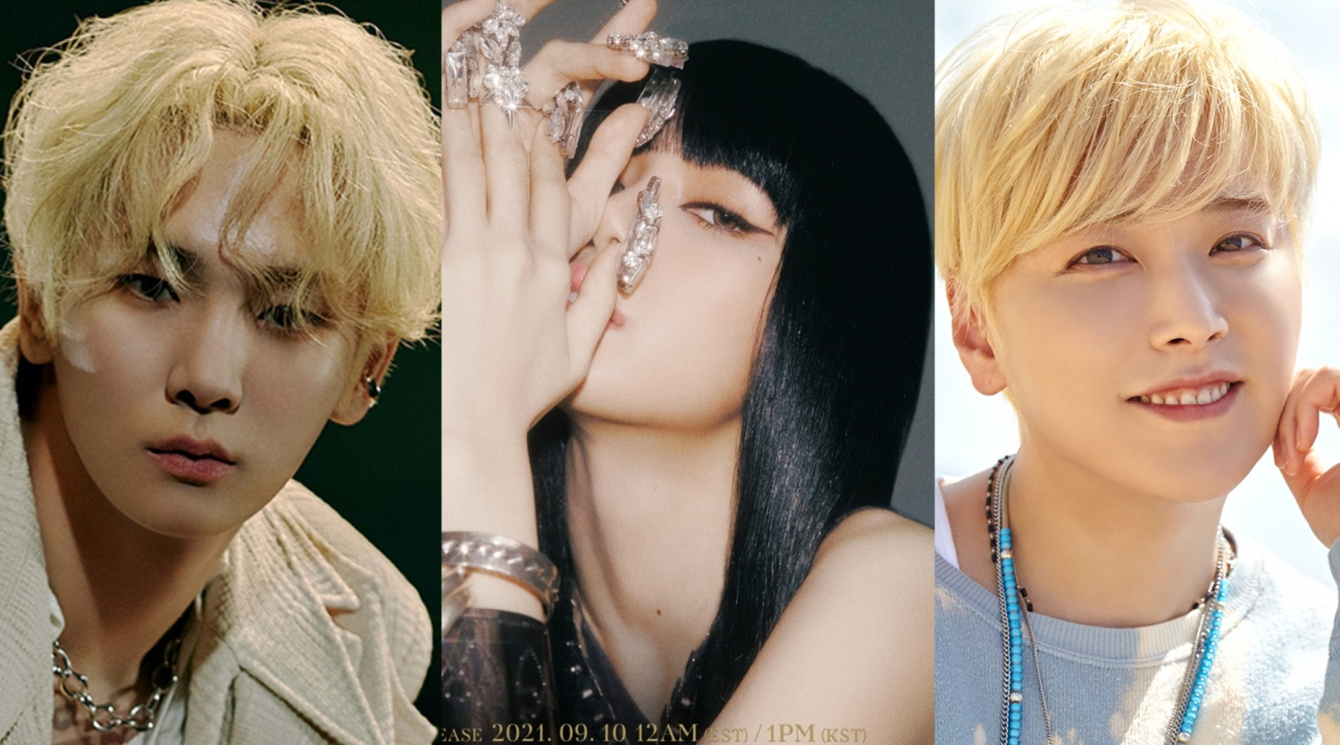 Lisa, Key, Sungmin, & More: September Battle of Soloists – Whose Release Are You Anticipating The Most?