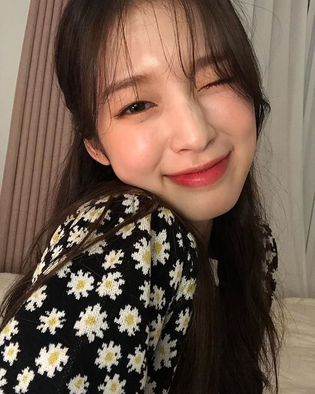 OH MY GIRL Arin, a remarkably mature visual