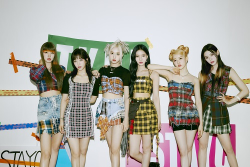 STAYC, 'STEREOTYPE' choreography video released... Point dance hit notice