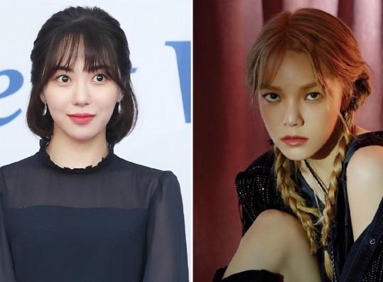 Kwon Mina, Shin Jimin