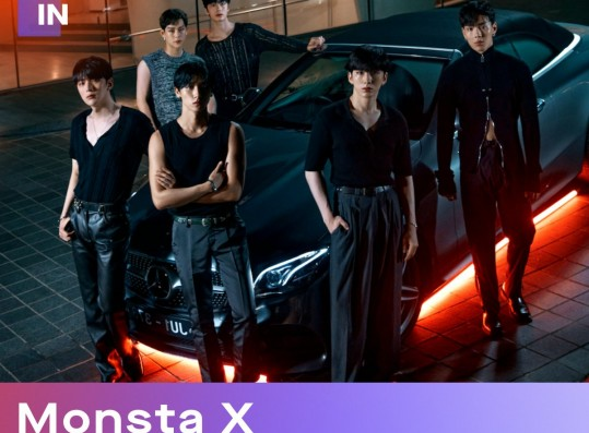 MONSTA X releases new song 'One Day' worldwide... global move