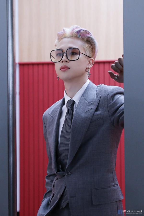 BTS Jimin Permission to Dance
