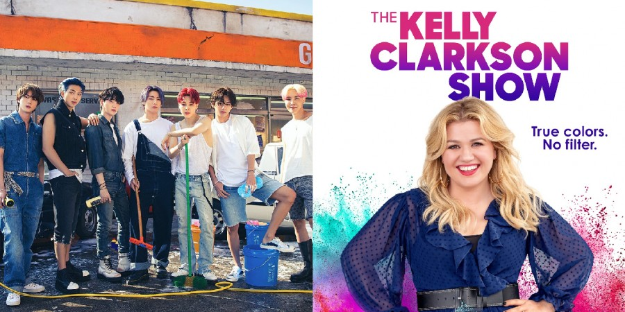 BTS, The Kelly Clarkson Show
