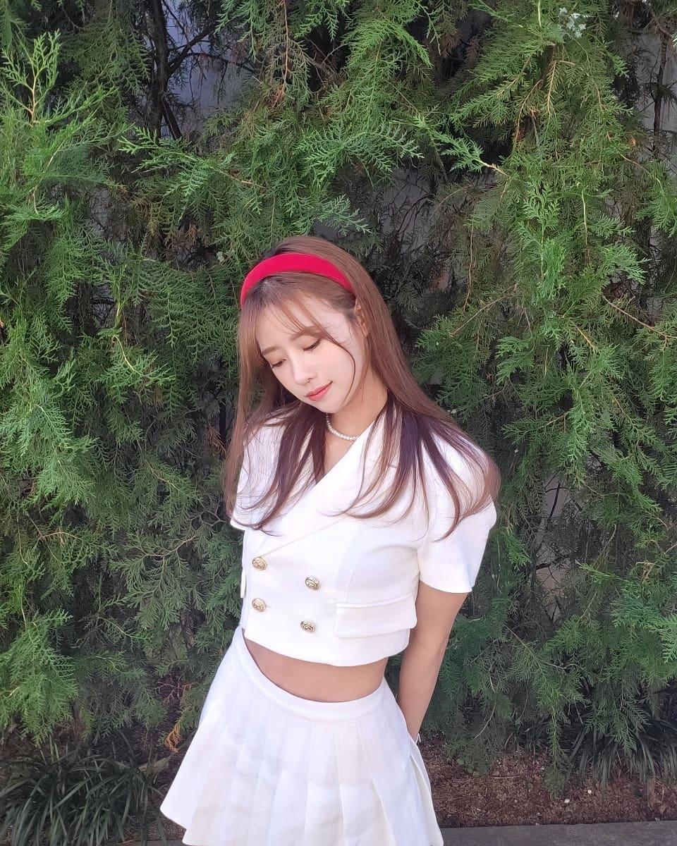 Lovelyz Lee Mi-joo, today's idol visual