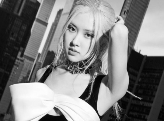 BLACKPINK Rosé Fansite Spends Over $35,000 To Take Photos of Her at the 2021 Met Gala