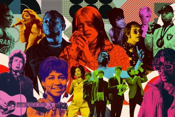 Rolling Stone 500 Greatest Songs in History