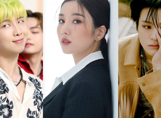 These 10 K-Pop Idols are Student President Material