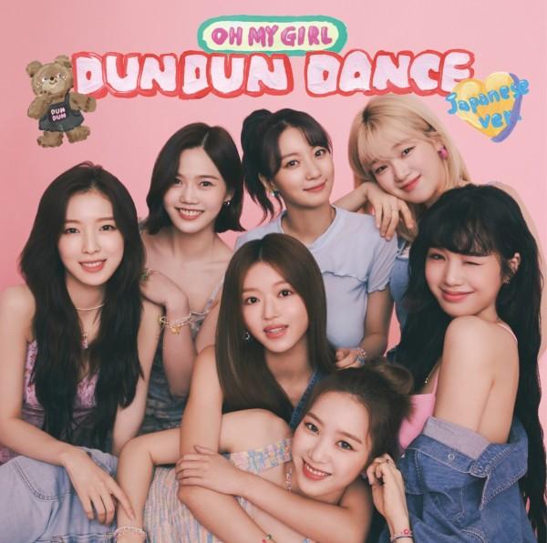 Oh My Girl Dun Dun Dance Japanese Version