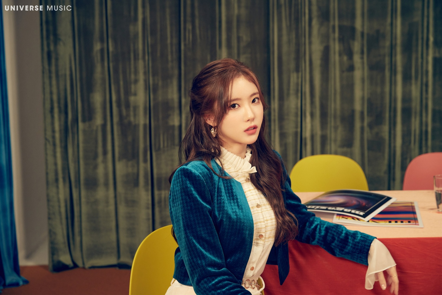 WJSN unveils new song 'Let Me In' concept film... gorgeous visual