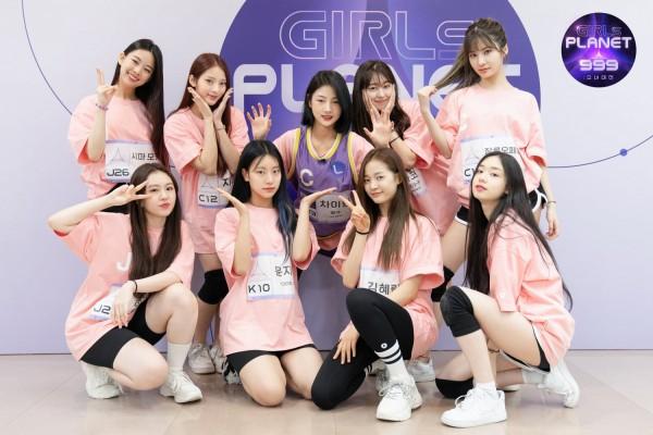 Girls Planet 999 Episode 7