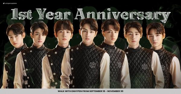 ENHYPEN Anniversary