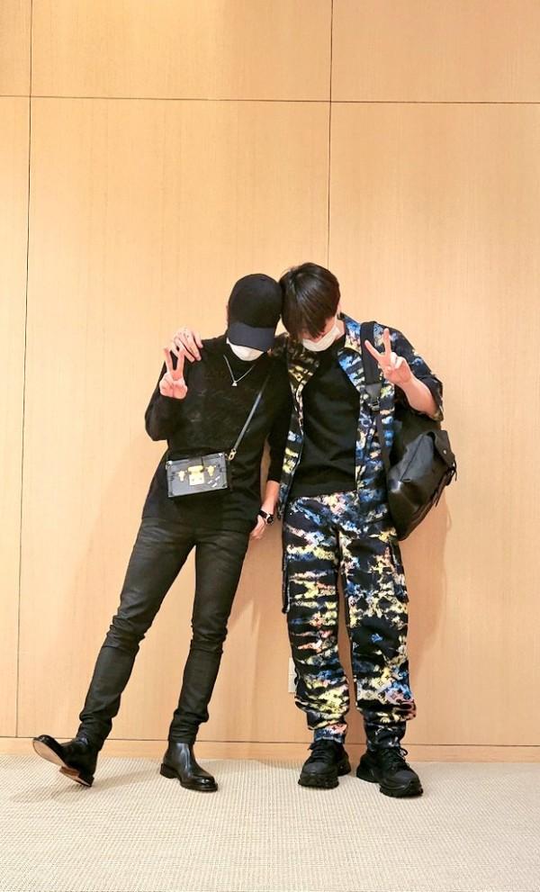 BTS Jimin and Jungkook