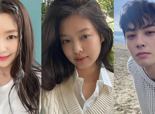 BLACKPINK Jennie, ASTRO Cha Eunwoo, and More: Taiwanese Media Outlet Names the K-Pop Idols Plastic Surgery Clients Want to Look Like