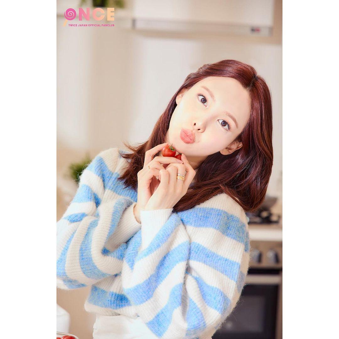 TWICE Nayeon, a selfie for Chuseok