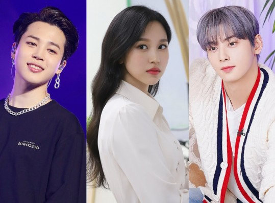 Top 20 Most Popular Kpop Idols
