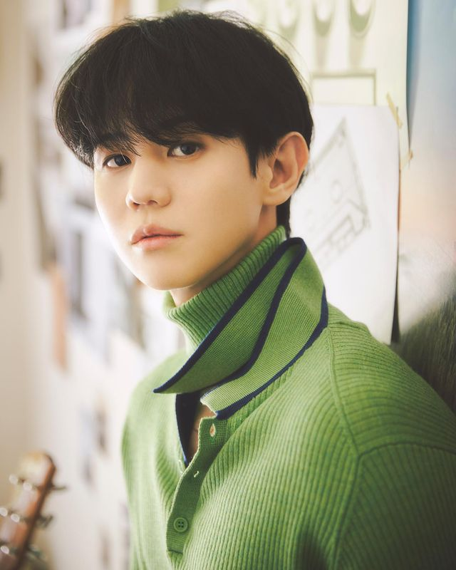 YANG YOSEOP, solo comeback 'BRAIN' 1st place