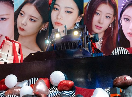 ITZY Music Video Teaser
