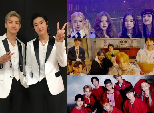 Kpop Artists who Sold 100,000 Copies and More in the First Week