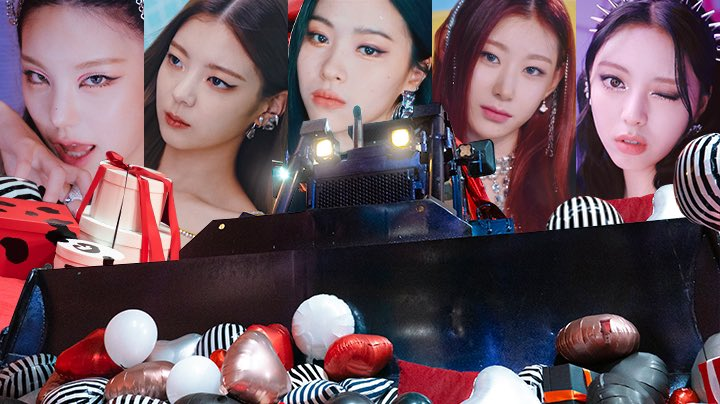 ITZY to appear on American TV show 'The Kelly Clarkson Show'... New song 'LOCO' stage