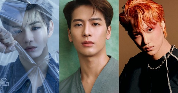 GOT7 Jackson, Kang Daniel, and More: These are the Most Popular K-Pop Idols in Russia