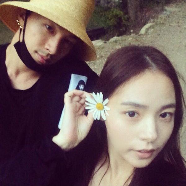 BIGBANG Taeyang, Min Hyo Rin