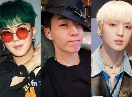 Artworks by WINNER Members and Henry to be Exhibited at the