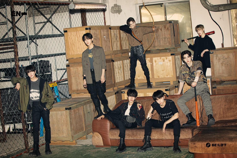 ENHYPEN surpasses 600,000 pre-orders for regular album