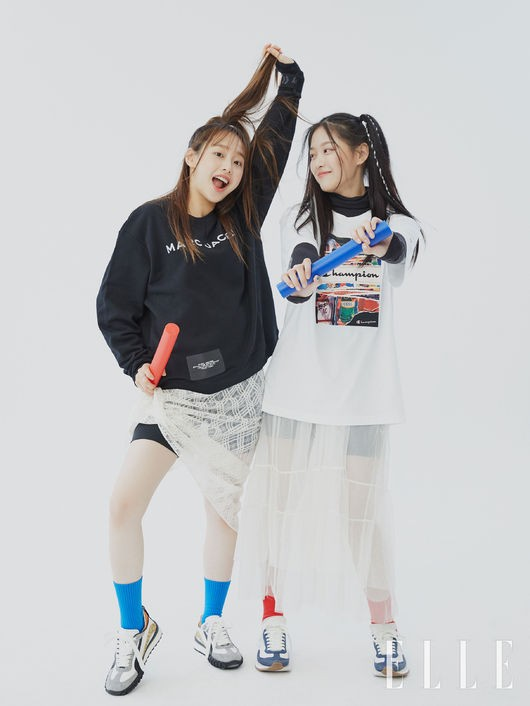 """Chuu """"It's rewarding when you recognize Loona"""""""