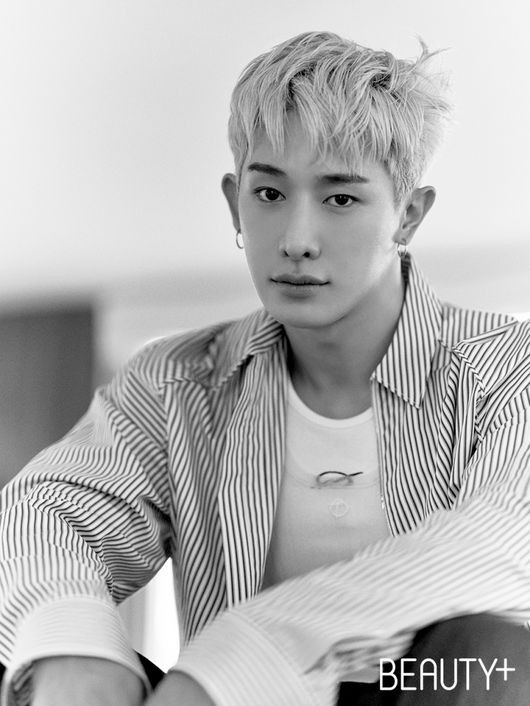 WONHO 'Blue Letter', with a story you want to tell your fans