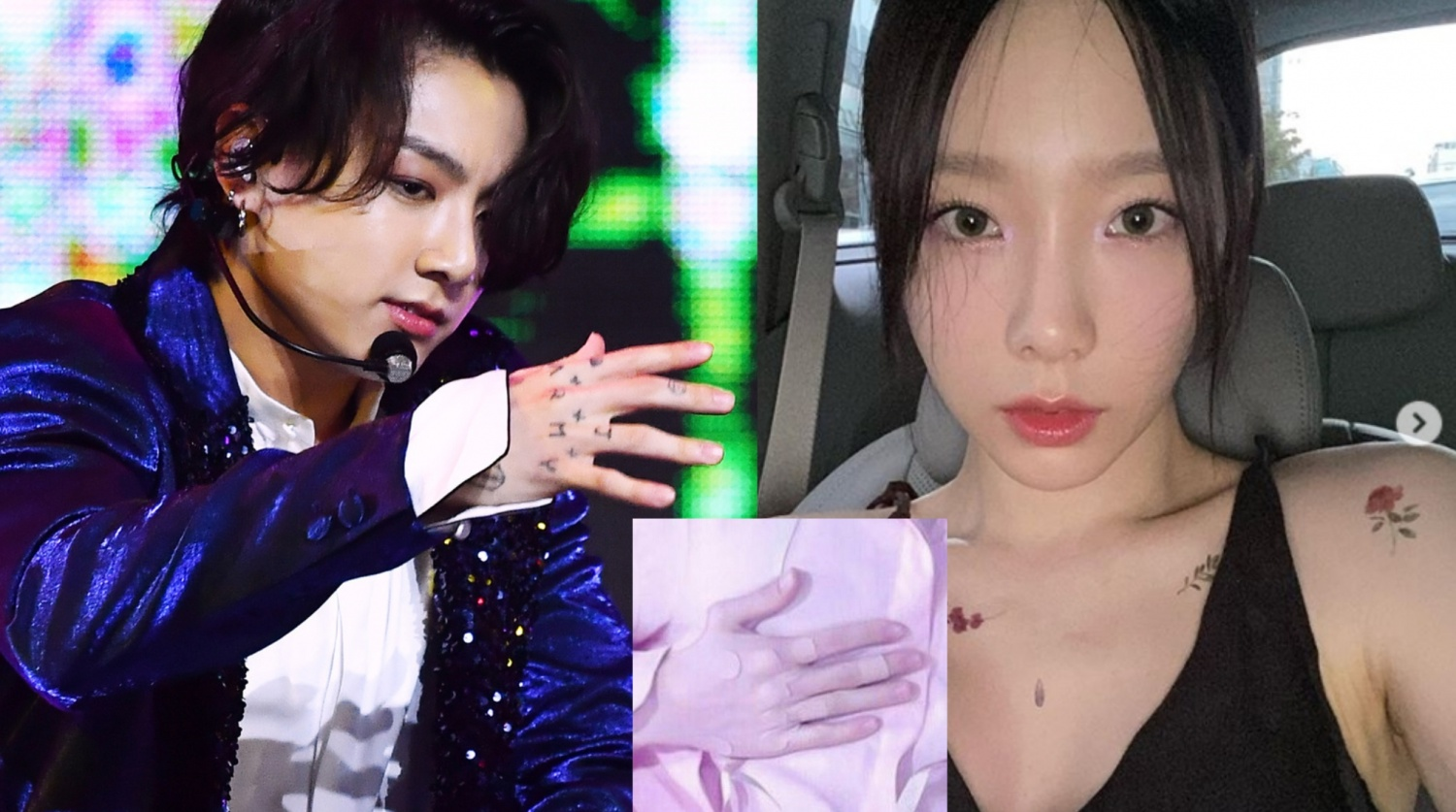 Why Do K-pop Idols Cover Their Tattoo on Music Broadcasts? K-Media Outlet Reveals Reason