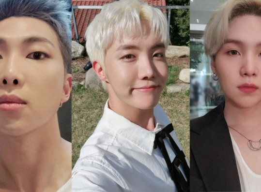 BTS RM, J-Hope, and Suga Revealed to Have Participated in Songwriting, Composing 'My Universe